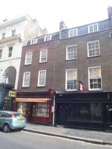 Rupert Street.